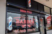 Tony`s Barber